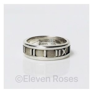 Tiffany & Co Atlas Band Ring